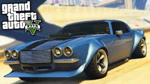 Gta Online Fully Upgraded Imponte Nightshade Dlc Muscle Car
