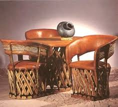 mexico furniture. Equipal Furniture Made Of Cedar And Leather Mexico E