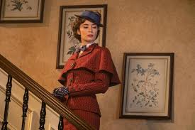 Mary Poppins Musical Costume Design Costume Designer Sandy Powells Magic Touch On Mary Poppins