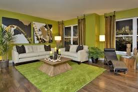 How To Decorate With Green White And BlackGreen And White Living Room Ideas