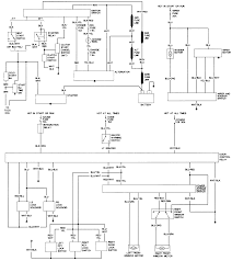 1992 toyota pickup wiring diagram with and