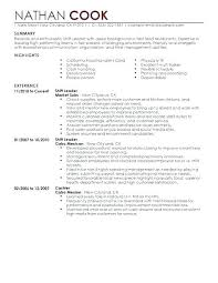 Resume Examples For Cashier Resume Sample For Cashier Cashier Resume