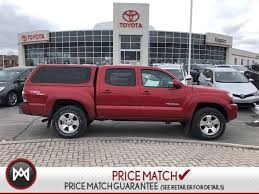 2010 Toyota Tacoma TRD SPORT - LEATHER - MANUAL - CLEAN - V6 used ...
