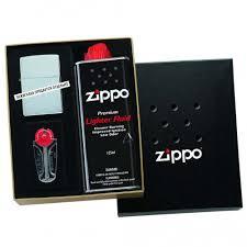 <b>Подарочный набор</b> для классической зажигалки ZIPPO 50R ...
