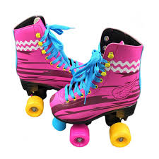 <b>BSTFAMLY Double Row</b> Roller Skates Size 31 41 Figure Skating ...