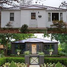 Home Exteriors Before And After Style Awesome Inspiration Ideas