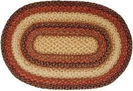 pretentious oval area rug cievi home