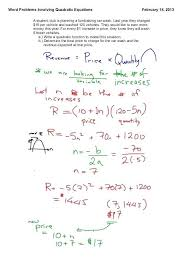 exponential function word problems math exponential growth and decay word problems worksheet best of quadratic formula
