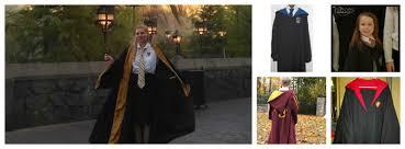 Harry Potter Robe Pattern Adorable Harry Potter Hogwarts Robes Best DIY Patterns Tutorials