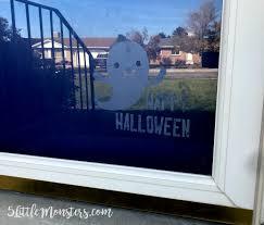 Halloween designs chat halloween moldes halloween halloween witch decorations halloween clipart halloween images halloween cards holidays halloween healthy halloween. 5 Little Monsters Happy Halloween Window Cling