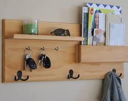 Coat Key Rack Large coat key rack Etsy 83