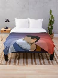 """<b>Zukka</b> - Zuko and Sokka Flat Modern Design"" Throw Blanket by ..."