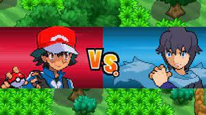 What If Ash Won In The Kalos League? (Pokemon XYZ Final Battle Fan Game) -  YouTube