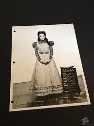 Wardrobe Continuity Photo of Joyce Ames Film Production from Hello ...