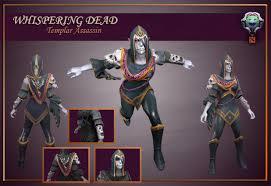 dota2 templar assassin tbd polycount