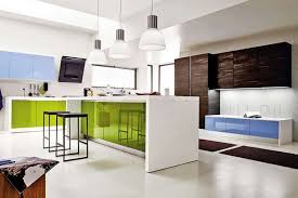 Kitchen Design Trends For 2016 with Modern Style and White