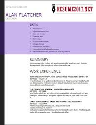 Functional Resume Template 2018 Inspiration Functional Resume Template 28 Best Resume Examples