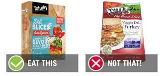 meat alternatives