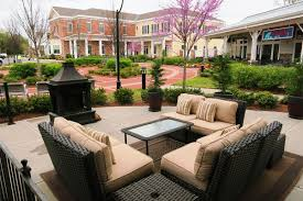outdoor office space. Village At Robinson Farm Restaurants, Retail And Office Space Rea Road Charlotte NC Outdoor