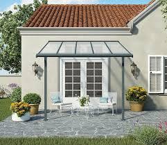 patio covers uk. Beautiful Covers Palram Sierra 3m Deep Patio Cover Range And Covers Uk
