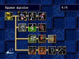 Digimon World Data Squad Evolution Chart 2019