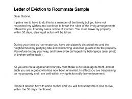Notice Of Eviction Letter Template Extraordinary Letter Of Eviction