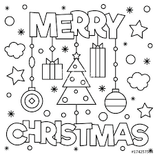 Printable Coloring Pages Christmas Tree 2612665 Creativeinfotechinfo