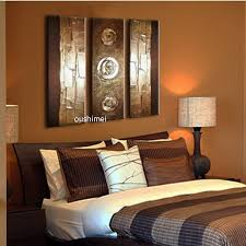 3 piece painting on canvas art free shipping wall art picture decoration home painting handmade golden abstract pictures on wall in painting calligraphy  on brown wall art canvas with 3 piece painting on canvas art free shipping wall art picture