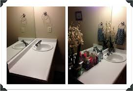 Better Homes And Gardens Bathrooms Delectable Better Homes And Gardens Bathroom Makeover For Under 48 Rent To Love