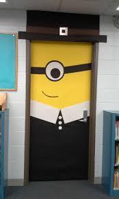 cool door designs for school. Thanksgiving Pilgrim Minion Door Decoration Cool Designs For School