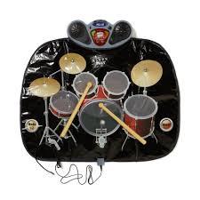 hamleys drum kit playmat zoom