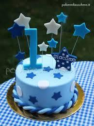 Boy First Birthday Cake Decorating Ideas 15 Baby 14351435