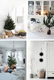 Grey Christmas Tree How To Get That Scandinavian Christmas Look Happy Grey Lucky