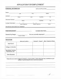 ... Blank Resume Maker. filling out a job application how to ask for a job  application - Fill In The