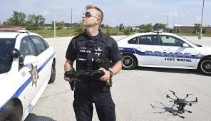Image result for drone pilot police