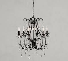 celeste crystal chandelier