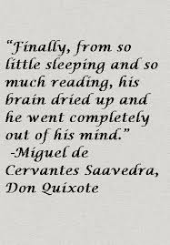 Don Quixote Quote Thoughts Of Others Pinterest Quotes Don Unique Don Quixote Quotes