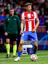 Marcos Llorente of Atletico Madrid during the UEFA Champions League... Foto  di attualità - Getty Images