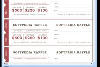 microsoft raffle ticket template microsoft word raffle ticket template oyle kalakaari co