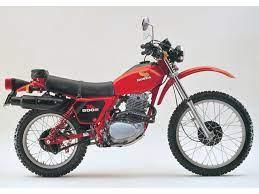honda xl500 year 1981 maintenance