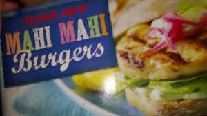 trader joe s mahi mahi burgers reviews