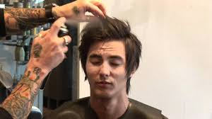 Men Hair Style Picture hair care for men how to style medium hair for men youtube 2945 by wearticles.com
