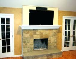 tv above fireplace too high above fireplace wires above fireplace too high hiding wires in fireplace mantel how to hide above fireplace hanging tv over
