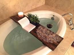 wooden bathtub diy bathtub tray bath tub tray wooden bathtub bathtub diy wooden bath caddy
