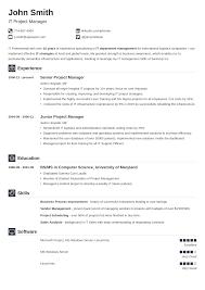 Resumè Template Resume Templates Template Of Resume Popular Resume Builder Free 4