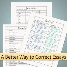 composition classroom a better way to correct essays  teacherspayteachers com product essay revision