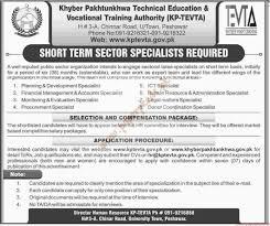 kpk technical education vocational training authority jobs kpk technical education vocational training authority jobs dawn jobs ads 07 2015