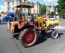 Т трактор Википедия