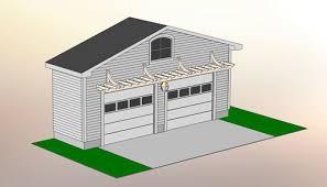 garage pergola no gp1a
