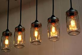reclaimed wood chandelier beam bulb dining room nostalgic with varying bulbs home design course